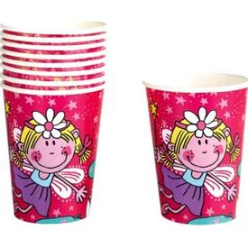 Parti Paketi Çiçek Perisi, Bardak Parti Bardağı