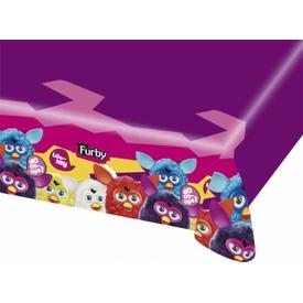 Parti Paketi Furby Plastik Masa Örtüsü Parti Masa Örtüsü