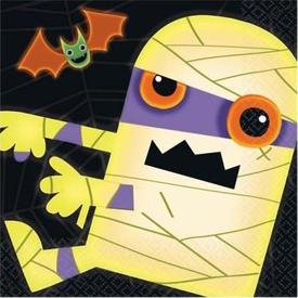 Parti Paketi Boo Monsters, Peçete Parti Peçetesi