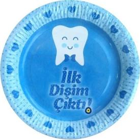 Parti Paketi Diş Buğdayı Partisi, Mavi Tabak 10'lu Parti Tabağı