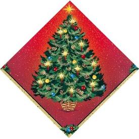 Parti Paketi Çam Ağacı, Peçete 16'lı Parti Peçetesi