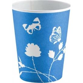 Parti Paketi Mavi Bahçe Bardak Parti Bardağı