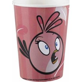Parti Paketi Angry Birds Pink Partisi, Bardak 8'li Parti Bardağı