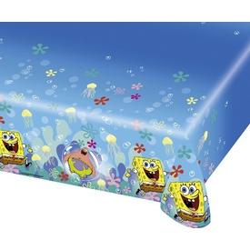 Parti Paketi Sponge Bob Plastik Masa Örtüsü Parti Masa Örtüsü