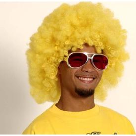 Parti Paketi Afro Sarı Peruk, Büyük Parti Peruğu
