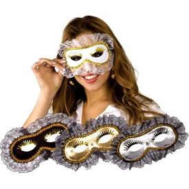 Parti Paketi Venedik Maskesi, Dantelli Parti Maskesi