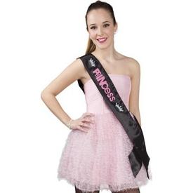 Parti Paketi Prenses Parti Kuşağı Boyun Süsü / Kuşak