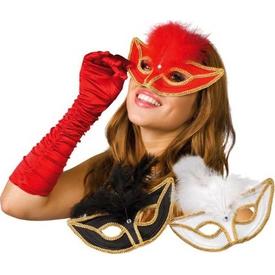 Parti Paketi Tüylü Kedi Maske Parti Maskesi