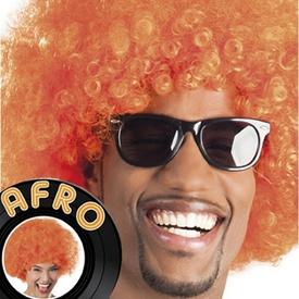 Parti Paketi Afro Turuncu Peruk, Büyük Parti Peruğu