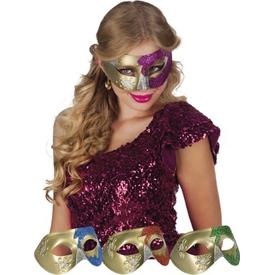 Parti Paketi Venedik Elegan Maske Parti Maskesi