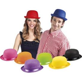 Parti Paketi Melon Şapka, Renkli Keçe Kostüm Şapkası