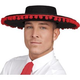 Parti Paketi Ispanyol Şapkası Kostüm Şapkası