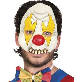 Parti Paketi Ürkünç Palyaço Maske, Latex Parti Maskesi