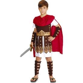 Parti Paketi Romalı Gladyatör Kostümü, Lüks 7-9 Y Erkek Çocuk Kostümleri