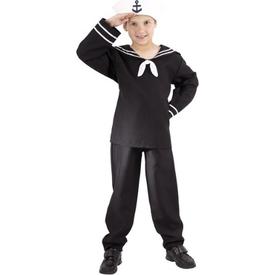 Parti Paketi Denizci Kostümü, Süperlüks 7-9 Y Genel Çocuk Kostümleri