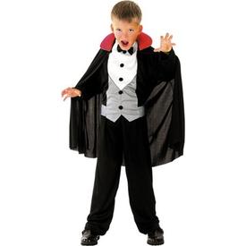 Parti Paketi Vampir Kostümü, 4-6 Yaş Erkek Çocuk Kostümleri