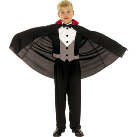 Parti Paketi Vampir Kostümü, 7-9 Yaş Erkek Çocuk Kostümleri