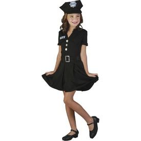 Parti Paketi Polis Kostümü, Kız Çocuk 7-9 Kız Çocuk Kostümleri