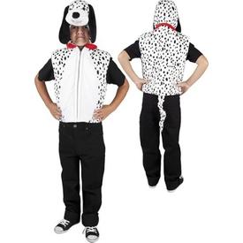 Parti Paketi Dalmaçyalı Köpek Kostümü, 5-7 Yaş Genel Çocuk Kostümleri
