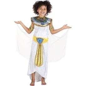Parti Paketi Mısır Prensesi Kostümü, 4-6 Yaş Kız Çocuk Kostümleri
