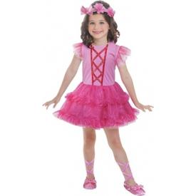 Parti Paketi Balerin Kostümü Ve Aksesuarları Lüks, 3-6 Yaş Kız Çocuk Kostümleri