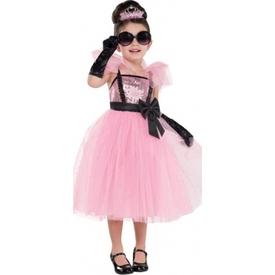 Parti Paketi Kokoş Prenses Kostümü, 3-4 Yaş Kız Çocuk Kostümleri