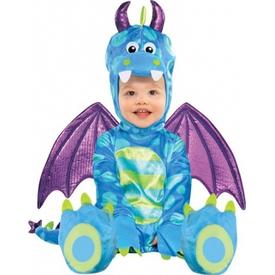 Parti Paketi Bebek Ejderha Kostümü, 6-12 Ay Bebek Kostümleri