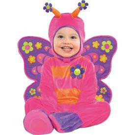 Parti Paketi Bebek Kelebek Kostümü, 12-18 Ay Bebek Kostümleri