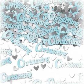 Parti Paketi Mavi Christening, Konfeti Parti Konfetisi