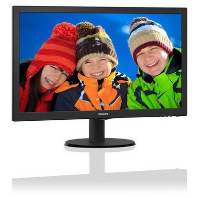 "Philips 247E6LDAD-00 23.6"" 5ms LED Monitör"