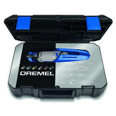 Dremel 4200: 4 Bağlantı Parçası ve 75 Aksesuarlı El Motoru Sistemi