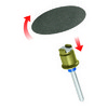Dremel EZ SpeedClic: zımpara diskleri (SC411) Yapı & Bahçe & Oto Ürünü