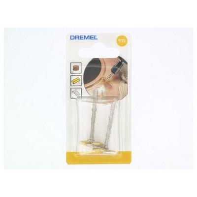 Dremel Pirinç fırça 19 mm (535)  - 26150535JA
