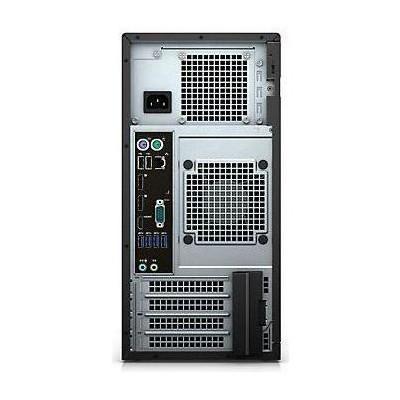 Dell Precision Tower 3620 Masaüstü Bilgisayar - Meşe