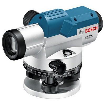 Bosch GOL 32 D (BT 160 + GR 500) Optik Nivelman