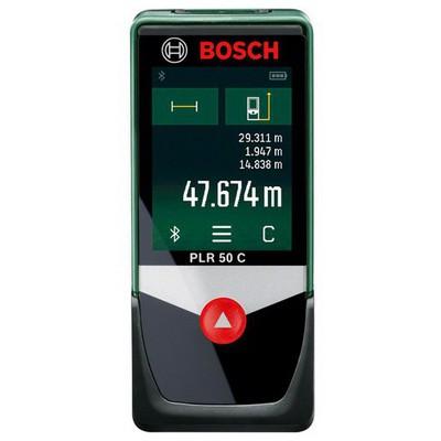 Bosch PLR 50 C Uzaklık Ölçer - 0603672201