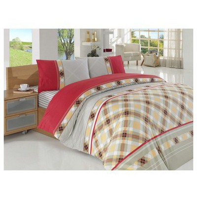 Altınbaşak Marbella Uyku Seti Çift Kişilik - Gri Ev Tekstili