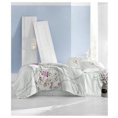 Altınbaşak Perlita Uyku Seti Tek Kişilik - Mint Ev Tekstili
