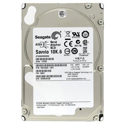 Seagate Savvio 600GB Hard Disk - ST600MM0006