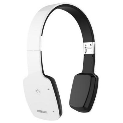 Maxell Bt1000 Beyaz Ultra Slım Bt Kulaklık303628 Bluetooth Kulaklık