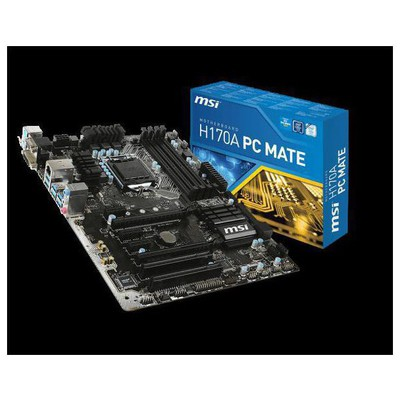 MSI H170A PC Mate Intel Anakart