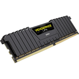 Corsair Vengeance Siyah Ddr4-2666mhz Cl16 8gb (1x8gb) Sıngle (16-18-18-35) RAM