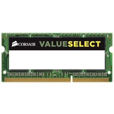Corsair 4GB Notebook Bellek (CMSO4GX3M1C1600C11)