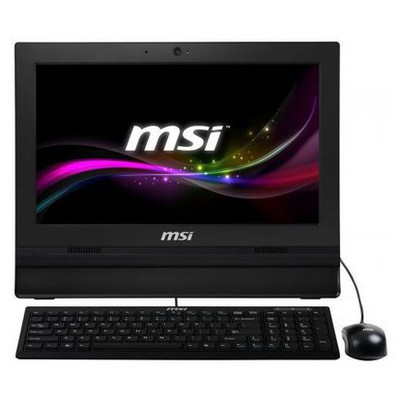 MSI AP1622ET-029XTR CELERON 1037U 4GB 500GB DOKUNMatİK DOS All in One PC
