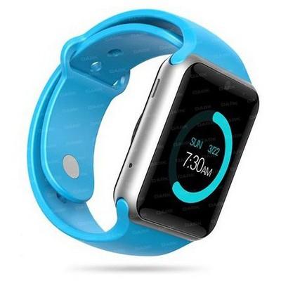 Dark Dk-ac-sw05s3 1.54'' Android Desteklı Akıllı Saat (Mavi Kayıs /Metal Kasa) Giyilebilir Teknoloji