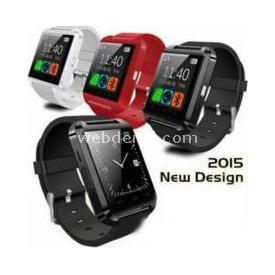 Dark Dk-ac-sw06r 1.44 ''androıd Uyumlu Akıllı Saat (kırmızı) Giyilebilir Teknoloji