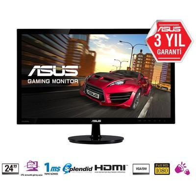 """Asus VS248H 24"""" Full HD Profesyonel Monitör"""