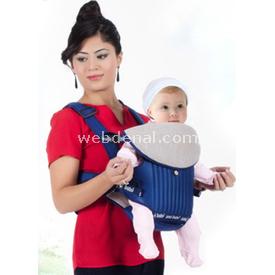 Sevi Bebe 5788 Bebek Taşıma Kanguru Lacivert Portbebe / Kanguru