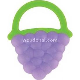 Bebedor 513 Meyve Dişlik Mor Üzüm Dişlik & Çıngırak