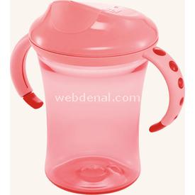 NUK 750595 Easy Learning Cup No 2 Pembe Alıştırma Bardağı